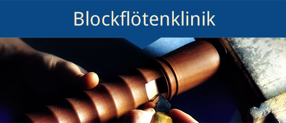 Blockflötenklinik
