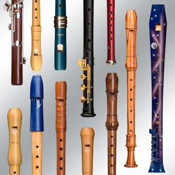 Recorders from Mollenhauer
