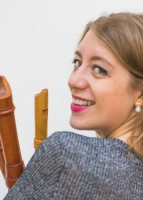 Sarah Jeffery: The low recorders
