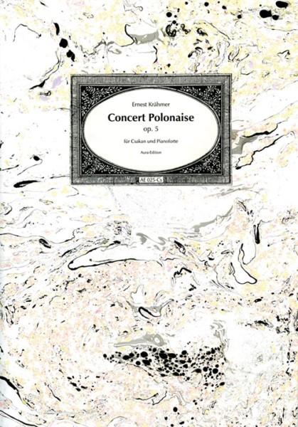 Ernest Krähmer (1795–1837), Concert Polonaise op. 5