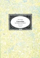 Anton Heberle, Concertino für Csakan & Klavier