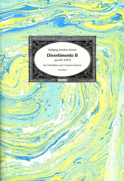 W. A. Mozart, Divertimento II