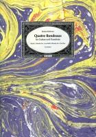 Ernest Krähmer, Quatre Rondeaux op. 33